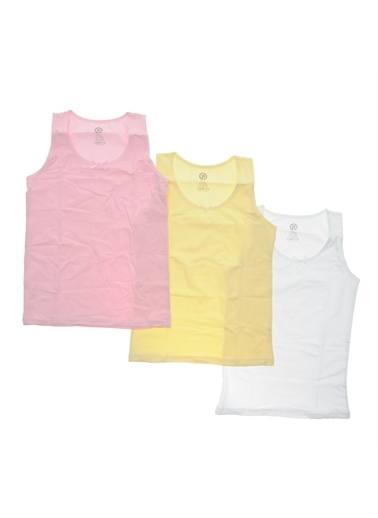 Panço Kız Çocuk Atlet 9935805196 Renksiz